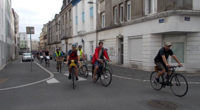 Votez pour une journée sans voiture à Brest !